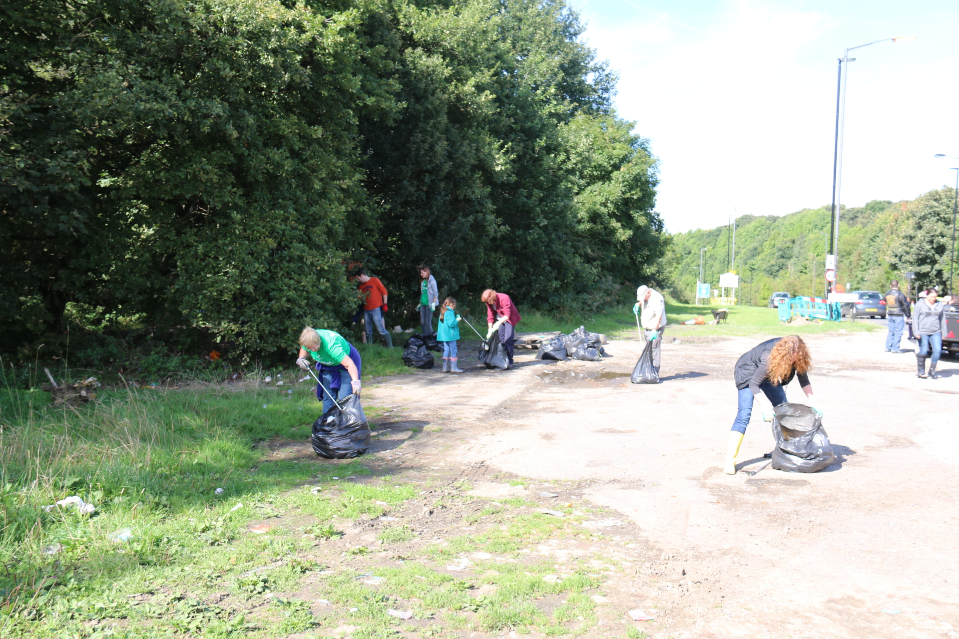 Smithy Wood Litter Pick