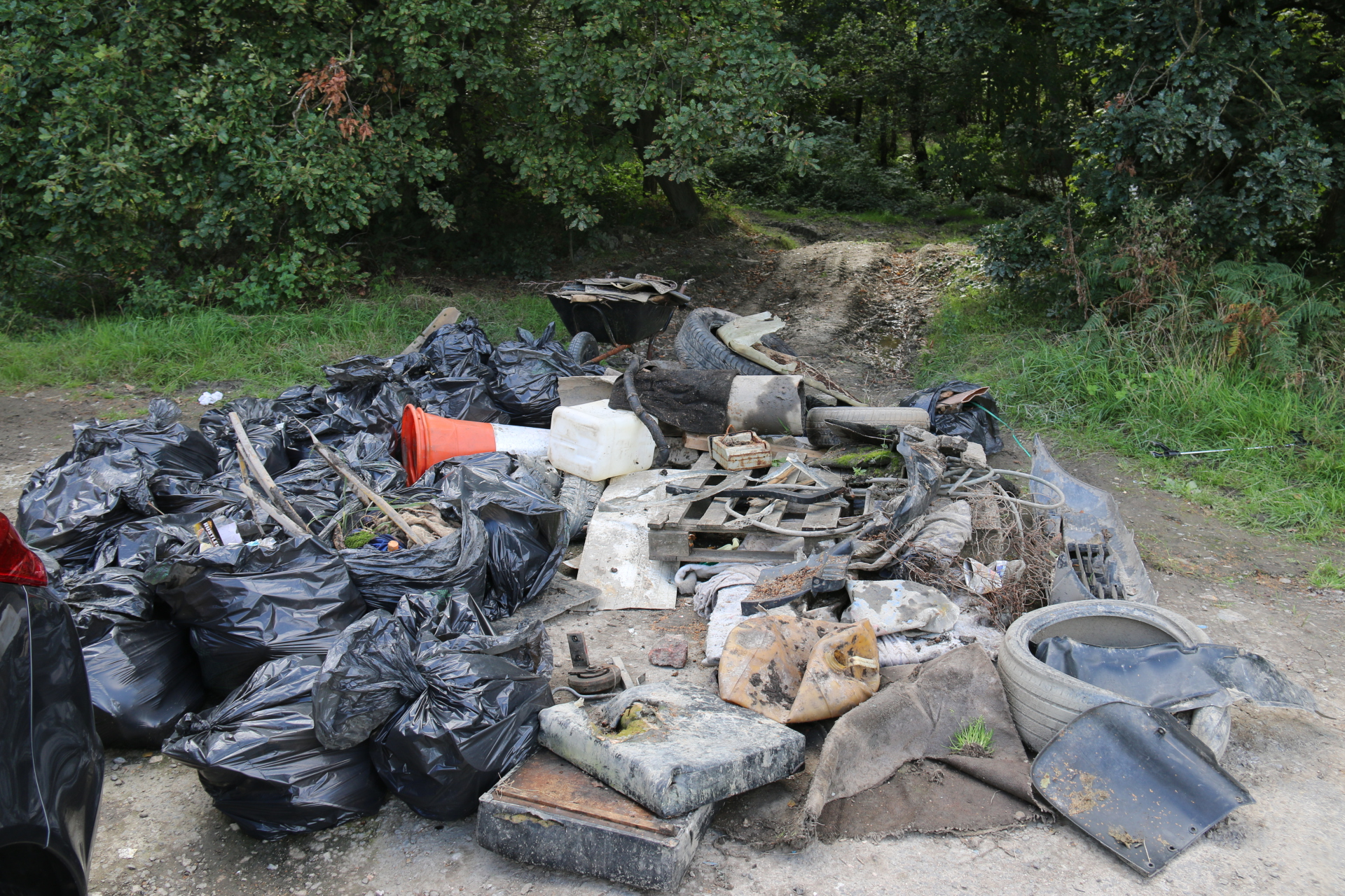 Why flytip? A response to Toby Foster.